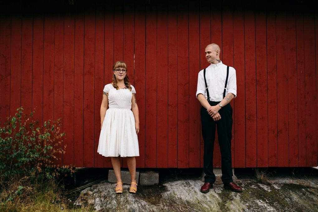 Wedding In The Archipelago