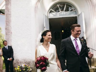 Marie & Johan - Australian wedding in Sweden