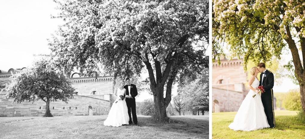 bröllop i karlsborg