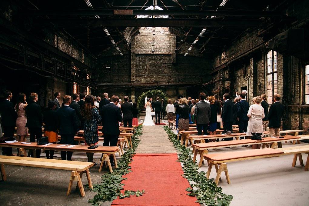 Rustic Ironwork Wedding