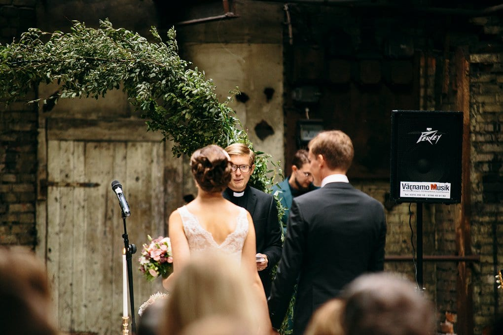 Rustic Ironworks Wedding