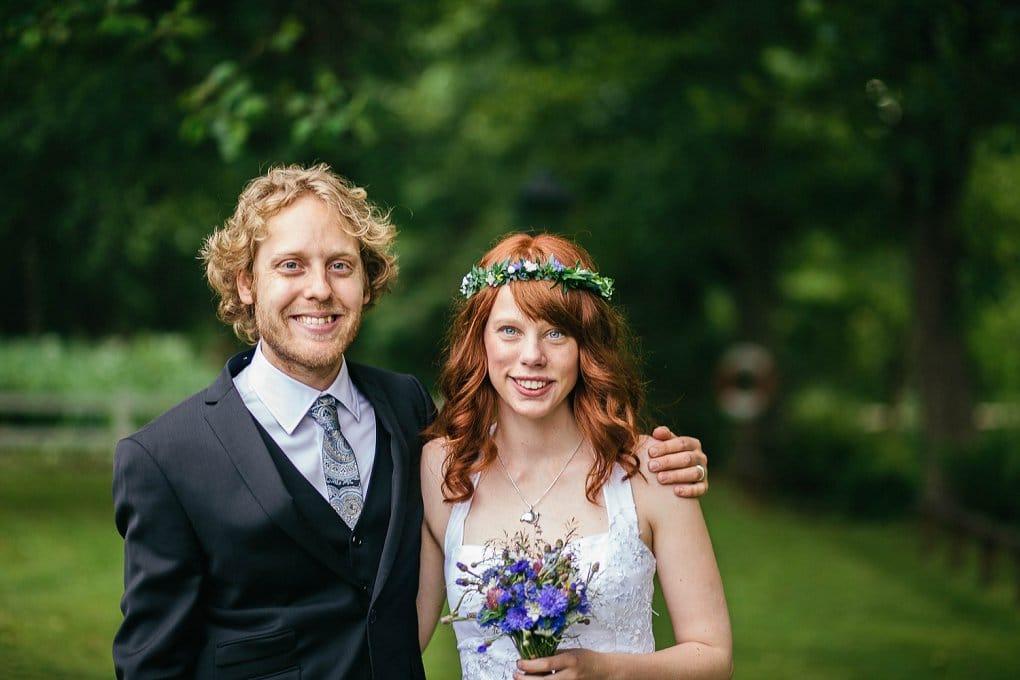 Bröllopsfotograf Hjo