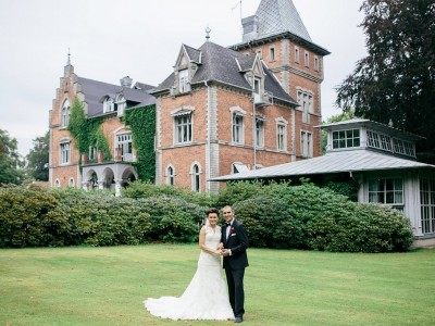 Stine & Marius - Norwegian wedding at Thorskogs slott