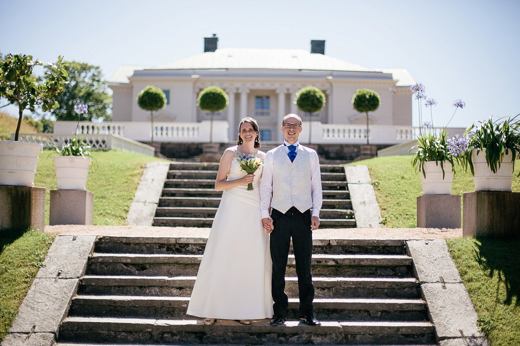 Bröllopsfotograf Gunnebo slott