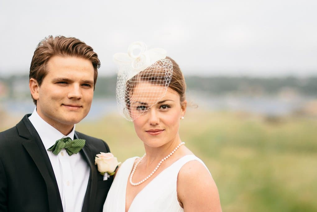 Beautiful swedish summer wedding