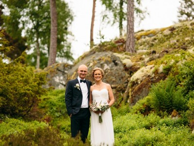 Madelen och Gustaf - sneak peek