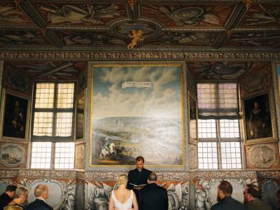 bröllop kungssalen läckö slott