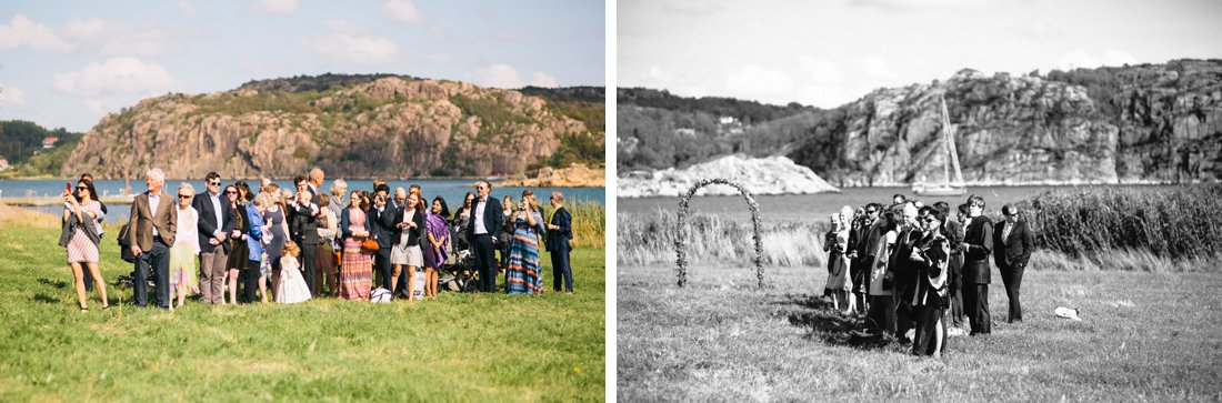 Wedding in Lysekil