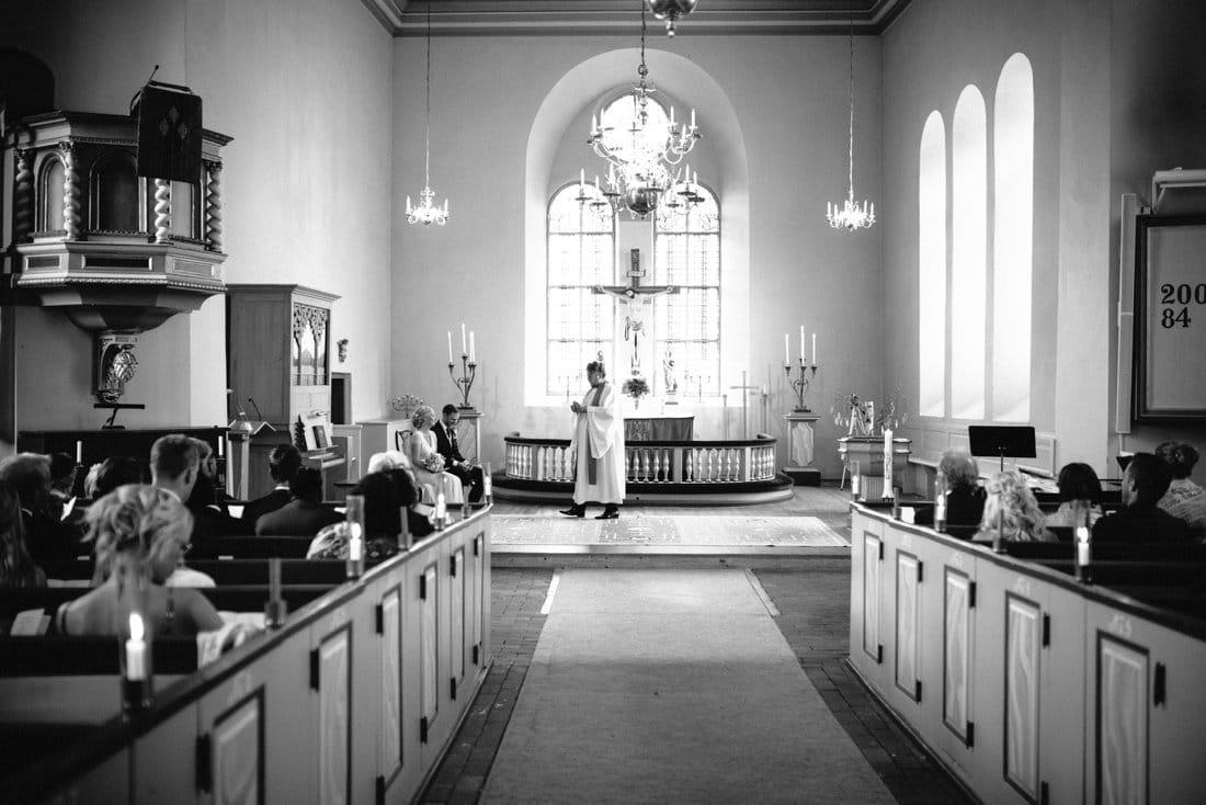bröllop på marstrand, marstrands kyrka
