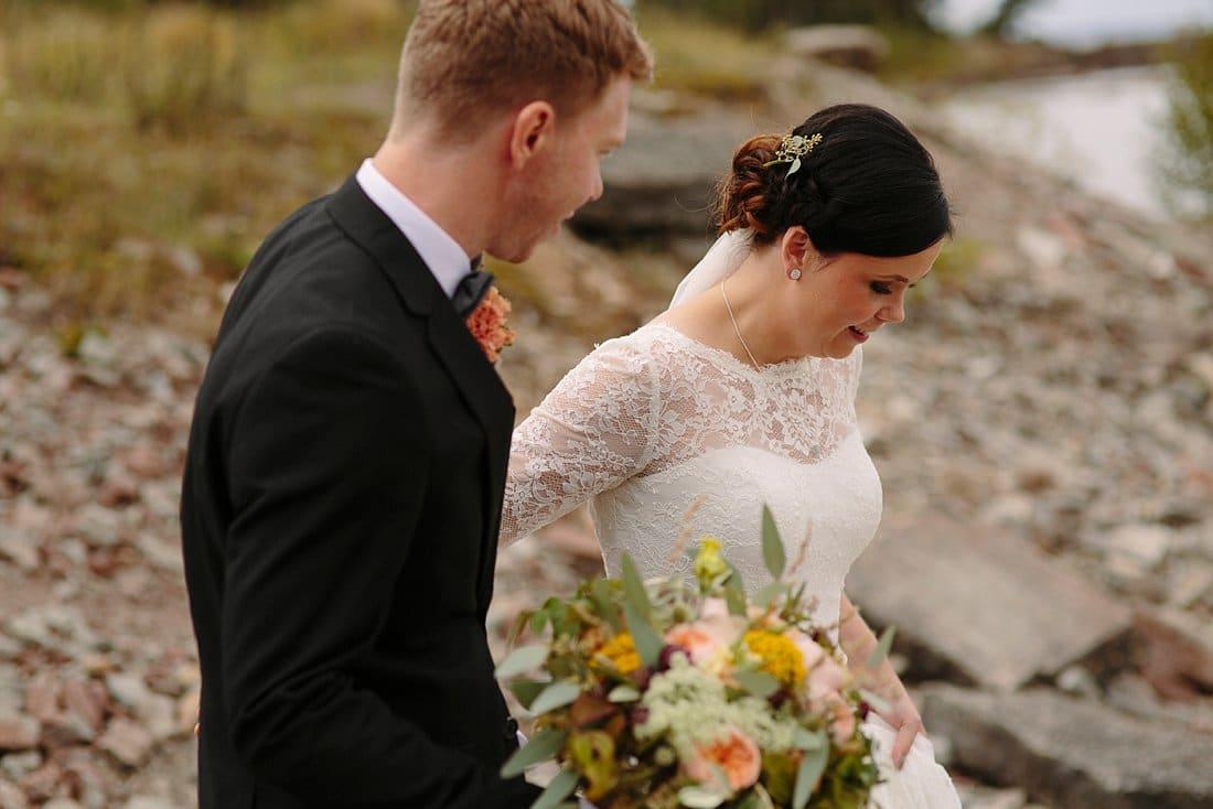 bröllopsfotograf kinnekulle