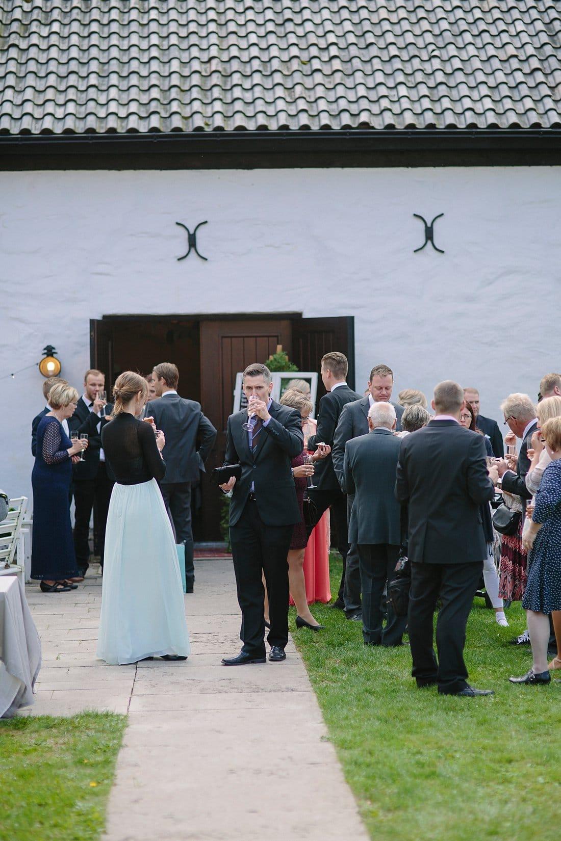 bröllop hellekis säteri smedjan