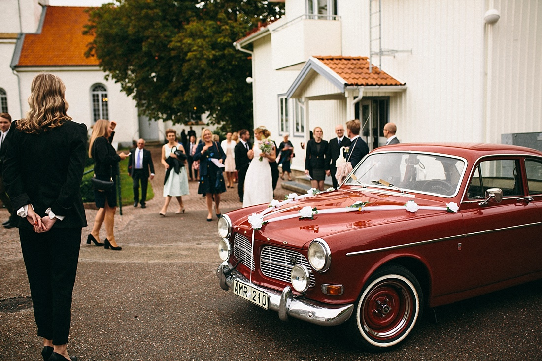 vigsel högås kyrka