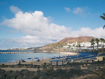 Lite skön semester på Lanzarote