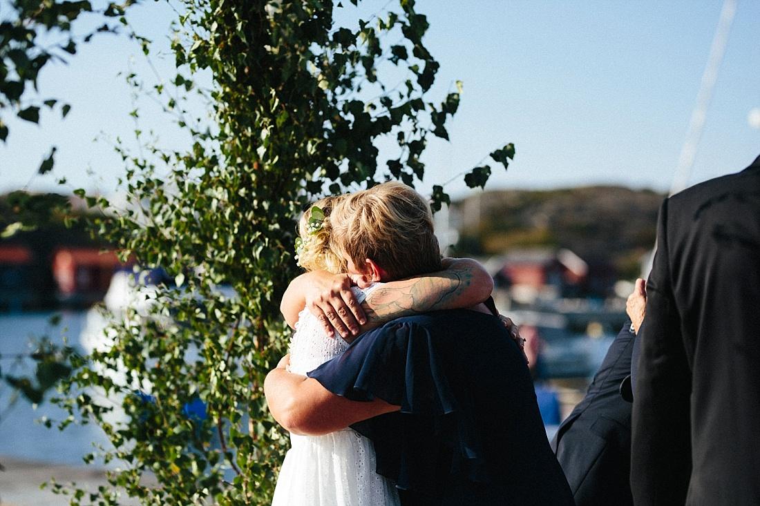 Bröllop Hälleviksstrand