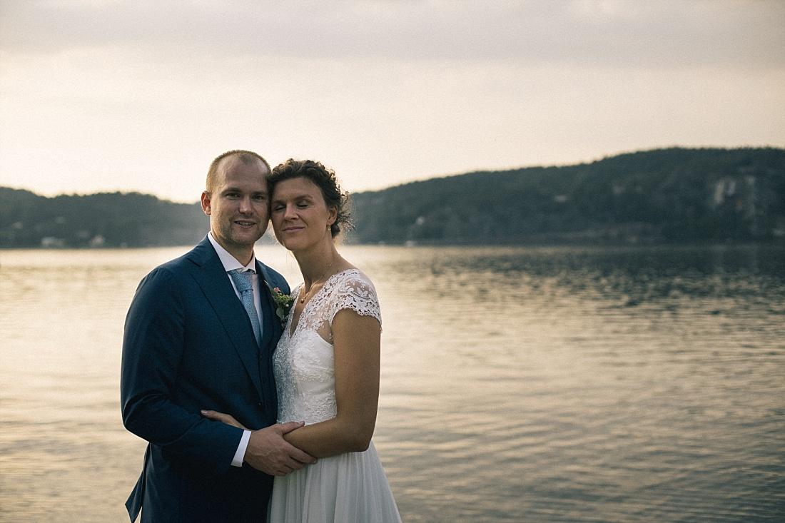 Bröllopsfoto Ljungskile
